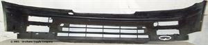 Picture of 1991-1993 Acura Legend 4dr sedan; std/L Front Bumper Cover