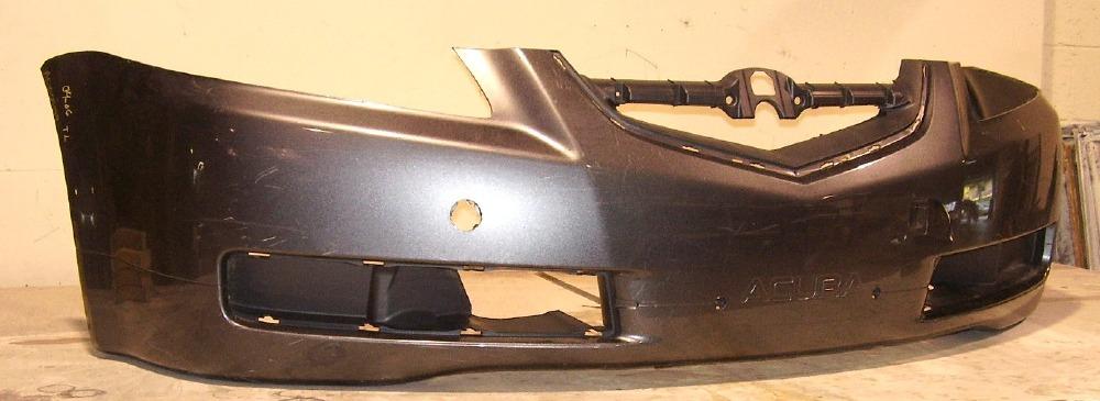 Acura TL Front Bumper Cover BUMPER MEGASTORE - 2006 acura tl front bumper