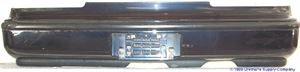 Picture of 1991-1995 Acura Legend 4dr sedan; std/L Rear Bumper Cover
