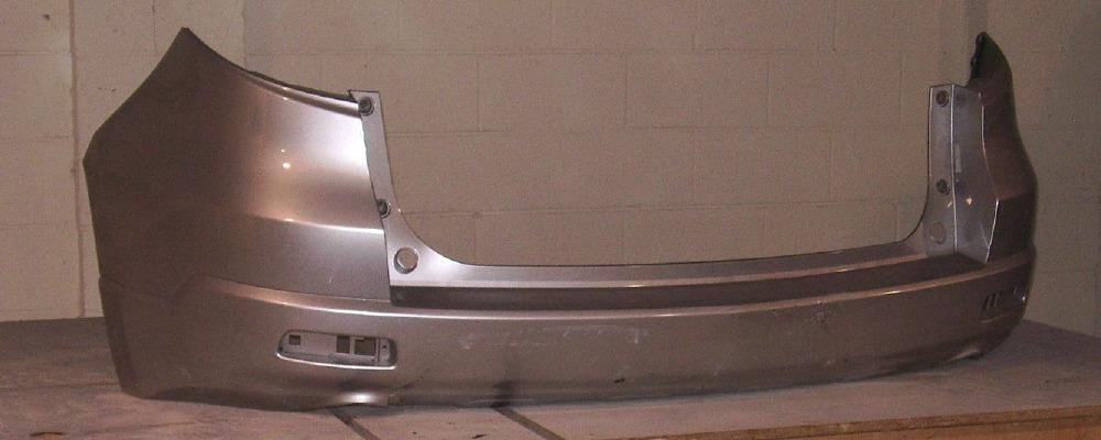 2007 2009 Acura Rdx Rear Bumper Cover Bumper Megastore