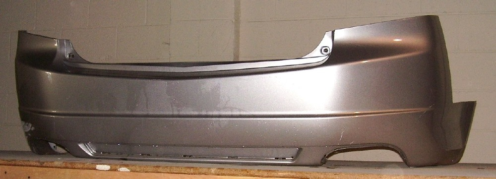 Acura TL Type S Model Rear Bumper Cover BUMPER MEGASTORE - Acura tl rear bumper