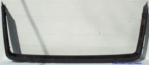 Picture of 1991-1993 BMW 325 convertible Rear Bumper Cover