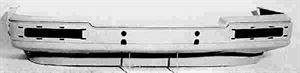 Picture of 1986-1988 Buick Riviera Front Bumper Cover