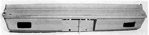 Picture of 1986-1988 Buick Skylark (fwd) Rear Bumper Cover