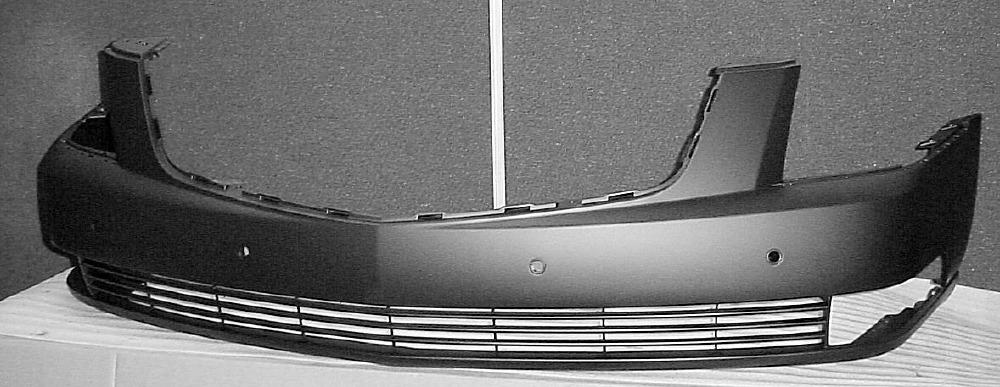 2006 2011 Cadillac Dts W Object Sensors Front Bumper Cover Bumper Megastore
