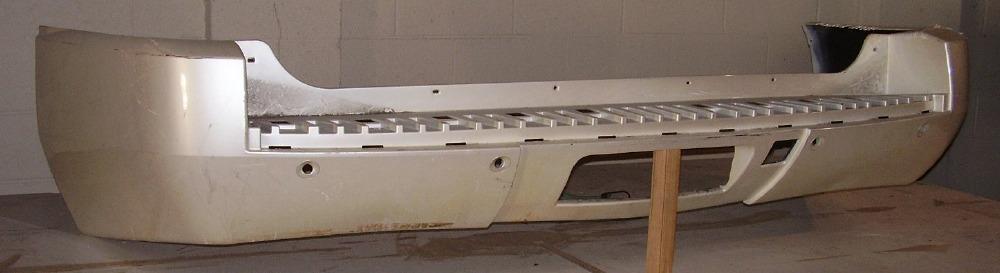 2007 2013 Cadillac Escalade Esv Rear Bumper Cover Bumper