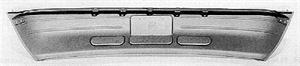 Picture of 1995 Chevrolet Astro CS model; textured Front Bumper Cover
