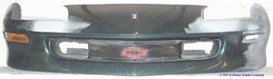 Picture of 1993-1997 Chevrolet Camaro Front Bumper Cover