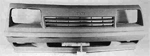 Picture of 1982-1983 Chevrolet Cavalier 2dr hatchback Front Bumper Cover
