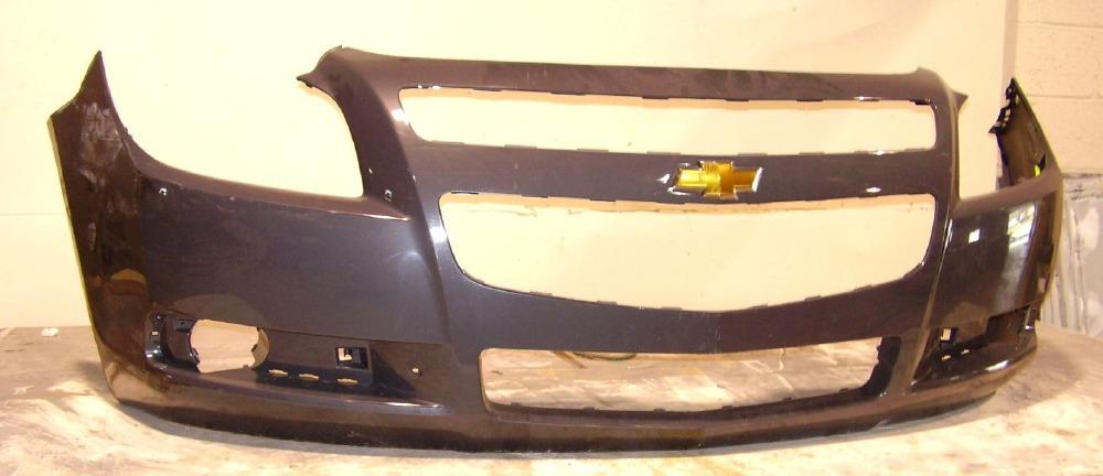 malibu chevrolet 2008 bumper front emblem hybrid fwd number bumpers oem