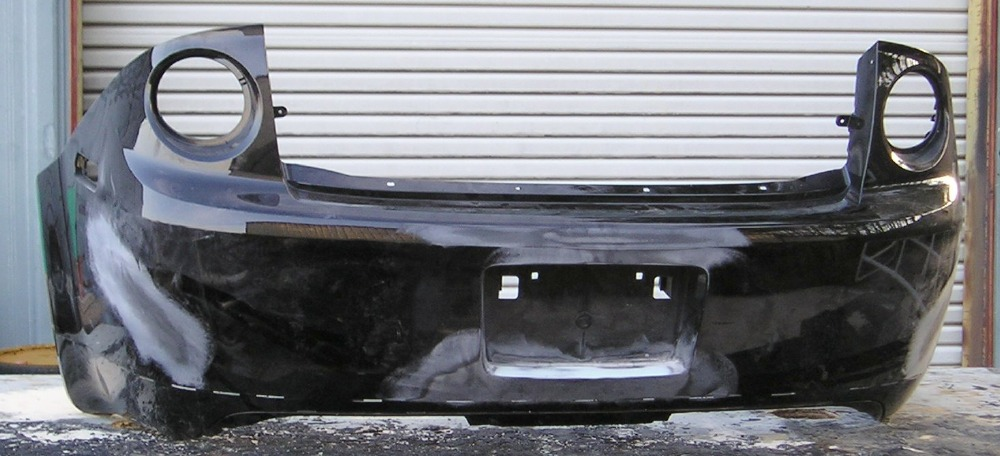 2005-2010 Chevrolet Cobalt 2dr coupe; SS/sport model Rear ...