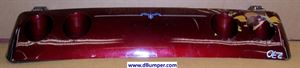 Picture of 1975-1979 Chevrolet Corvette Rear Bumper Cover