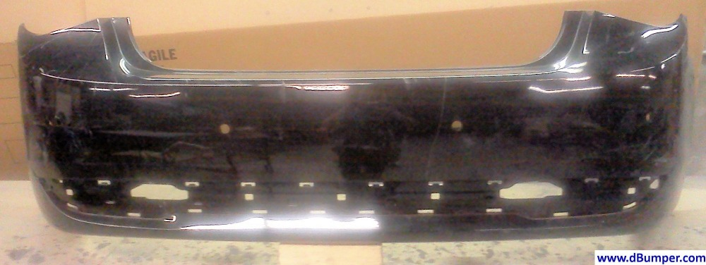 2012 2013 Chevrolet Sonic Sedan Rear Bumper Cover Bumper