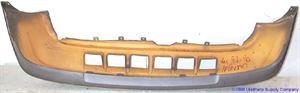 Picture of 1991-1993 Dodge Caravan w/o fog lamps Front Bumper Cover