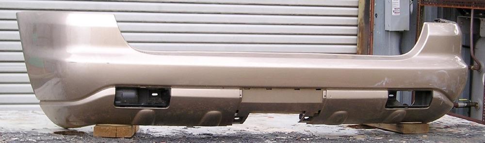 2002 2005 mercedes benz ml320 base model w trailer for Mercedes benz bumper cover