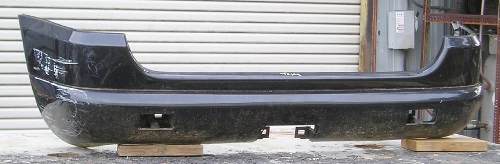 1998 1999 mercedes benz ml430 base model w trailer for Mercedes benz bumper cover