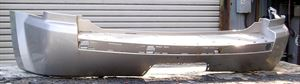 Picture of 2005-2010 Jeep Cherokee/Wagoneer (full Size) Grand Cherokee Limited; w/chrome strip; w/hitch Rear Bumper Cover