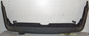 Picture of 1993-1995 Jeep Cherokee/Wagoneer (full Size) Grand Cherokee; Base/Sport model; w/impact strip Rear Bumper Cover