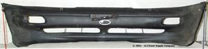 Picture of 1995-1997 Kia Sephia RS model; from 10/94 Front Bumper Cover