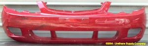 Picture of 2002-2004 Kia Spectra 4dr hatchback; from 5/01 Front Bumper Cover