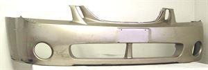Picture of 2004-2006 Kia Spectra 4dr sedan; late design Front Bumper Cover