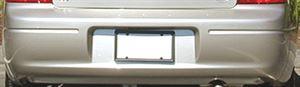 Picture of 2000-2001 Kia Spectra Rear Bumper Cover