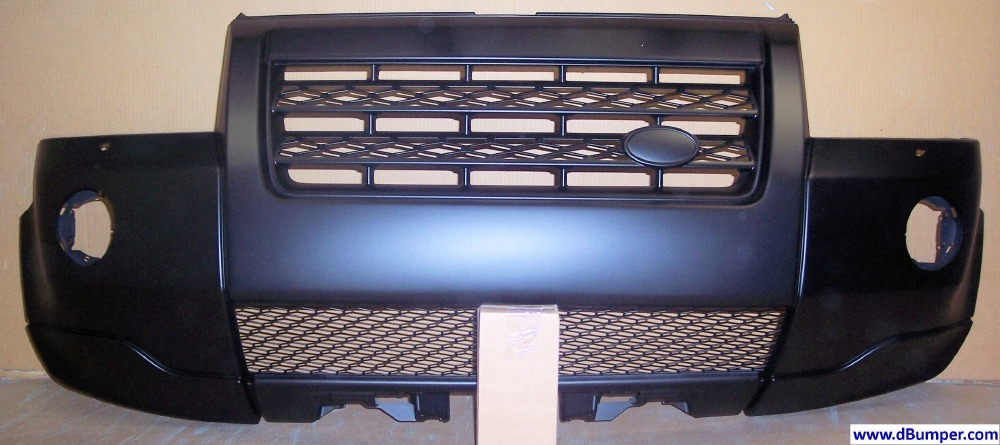 2008 Land Rover Lr2 W O Front Parking Aid Front Bumper