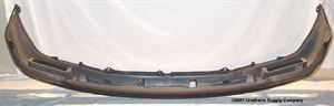 Picture of 1998-2002 Lexus LX470 w/headlamp cleaner Front Bumper Cover