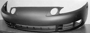 Picture of 1995-1996 Lexus SC400 Front Bumper Cover