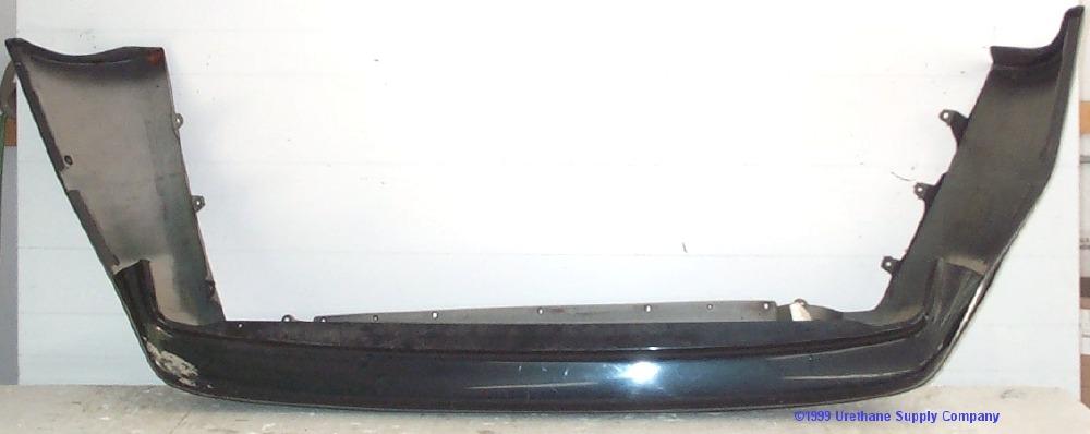 Lexus Ls Rear Bumper Cover