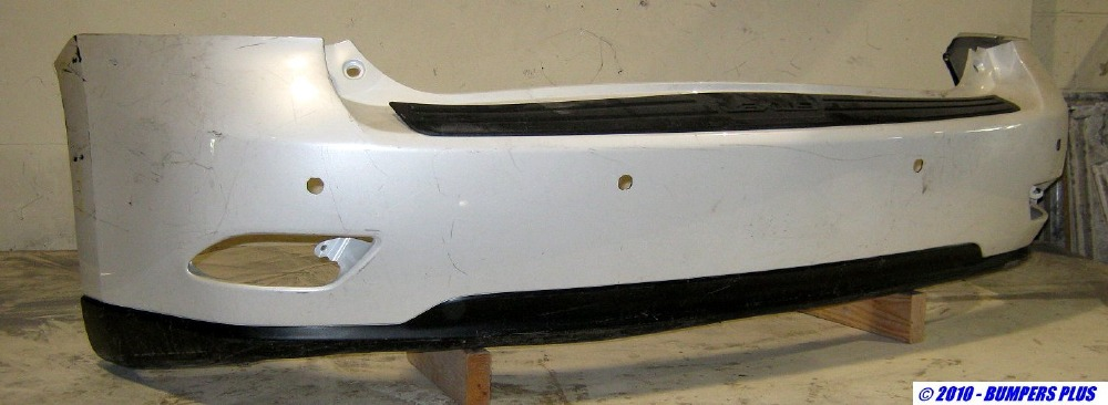 2010-2013 Lexus RX350 w/Parking Sensors Rear Bumper Cover ...