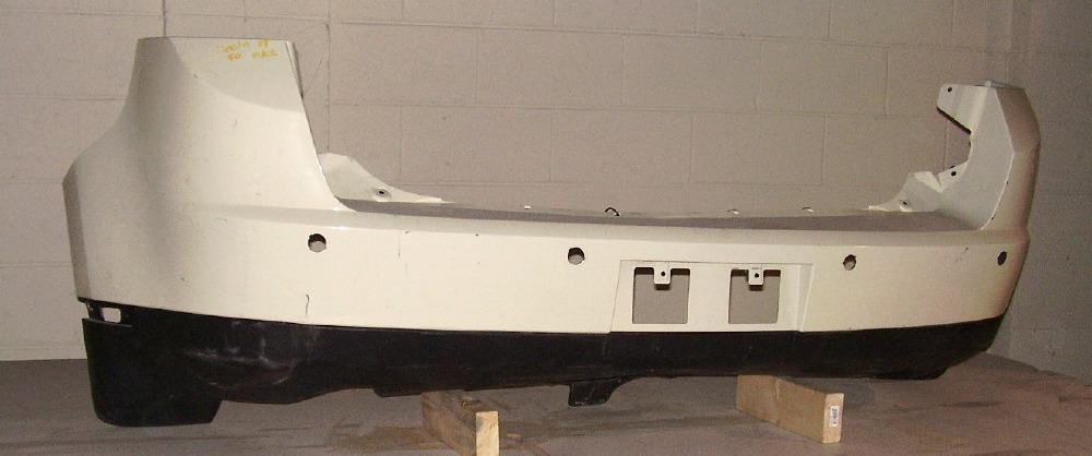 2007 2010 Lincoln Mkx W Rear Object Sensors Rear Bumper