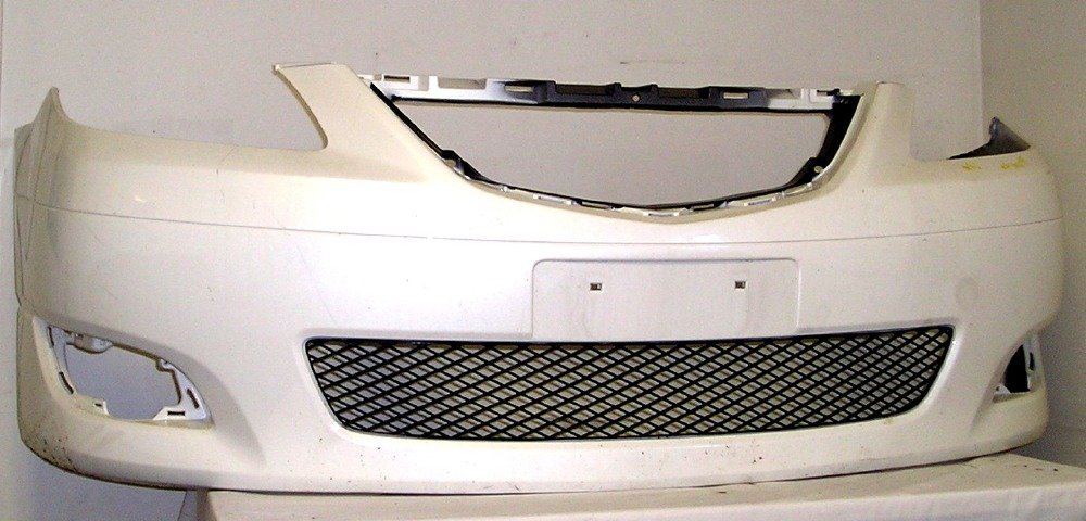 Million Dollar Yacht >> 2004-2006 Mazda MPV w/rocker moldings Front Bumper Cover ...