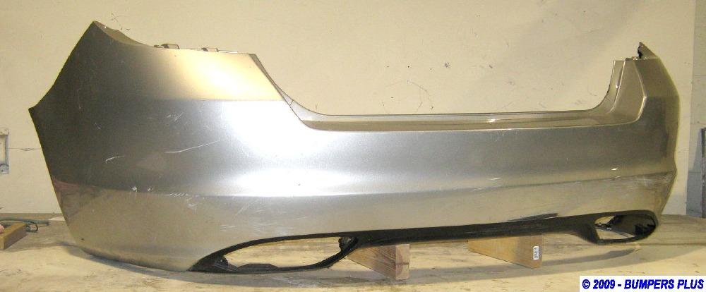 2009 2013 mazda mazda6 3 7l rear bumper cover bumper. Black Bedroom Furniture Sets. Home Design Ideas