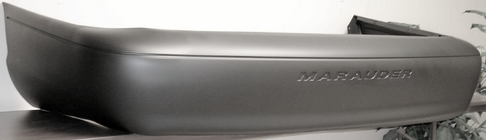 2003-2006 Mercury Grand Marquis Marauder Rear Bumper Cover ...