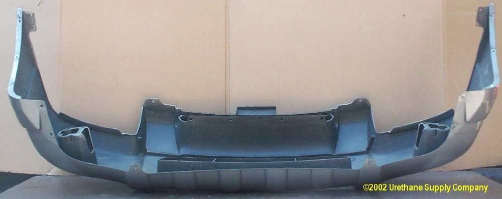 ... Picture Of 2001 2004 Nissan Frontier Pickup W/o Holes For Fender Flares;