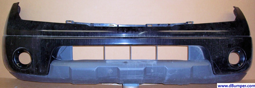 Million Dollar Yacht >> 2005-2008 Nissan Frontier Pickup w/painted bumper Front ...