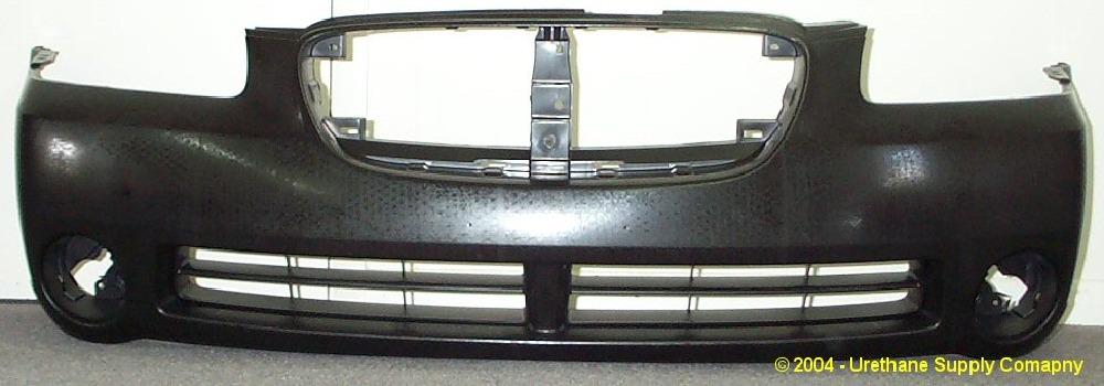 2002 2003 Nissan Maxima Front Bumper Cover Bumper Megastore