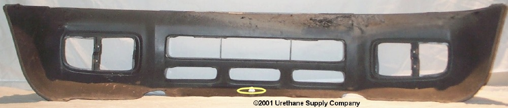 1998-2004 Nissan Pathfinder from 12/98 Front Bumper Cover