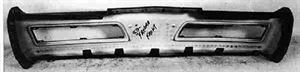 Picture of 1982-1984 Pontiac Firebird Front Bumper Cover