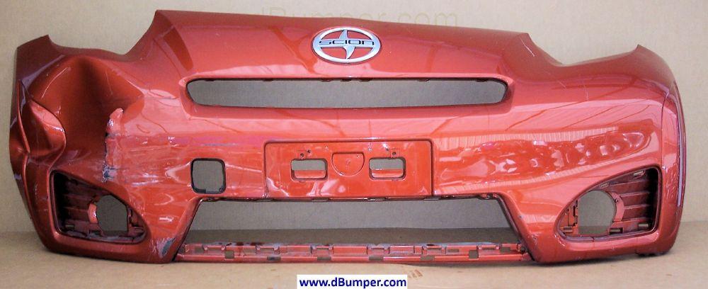 2012-2014 Scion iQ Front Bumper Cover -BUMPER MEGASTORE