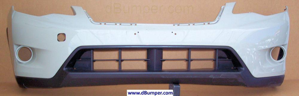 Subaru Crosstrek 2014 >> 2013-2014 Subaru XV Crosstrek w/Textured Lower Front Bumper Cover -BUMPER MEGASTORE