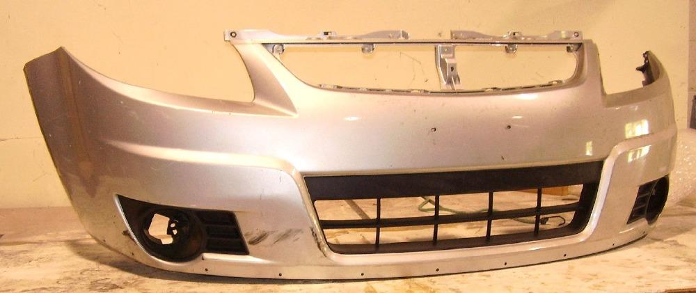 2007 2012 Suzuki Sx4 H B Front Bumper Cover Bumper Megastore
