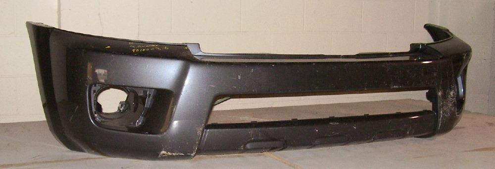 2006 2009 toyota 4runner front bumper cover bumper megastore. Black Bedroom Furniture Sets. Home Design Ideas