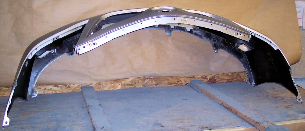 2010 2011 toyota camry hybrid japan built front bumper cover bumper megastore. Black Bedroom Furniture Sets. Home Design Ideas