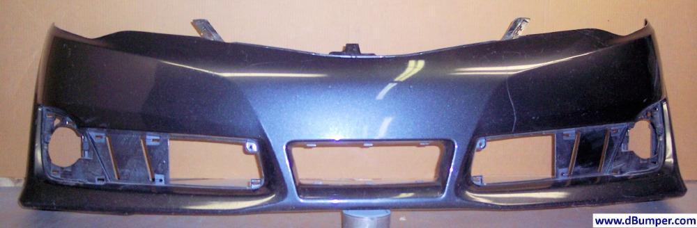 2012 2014 toyota camry se front bumper cover bumper megastore. Black Bedroom Furniture Sets. Home Design Ideas