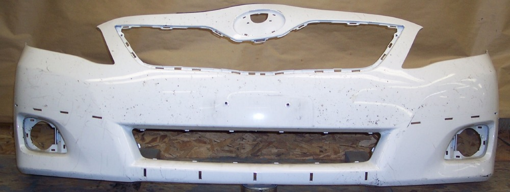 2010 2011 Toyota Camry Se Usa Built Front Bumper Cover