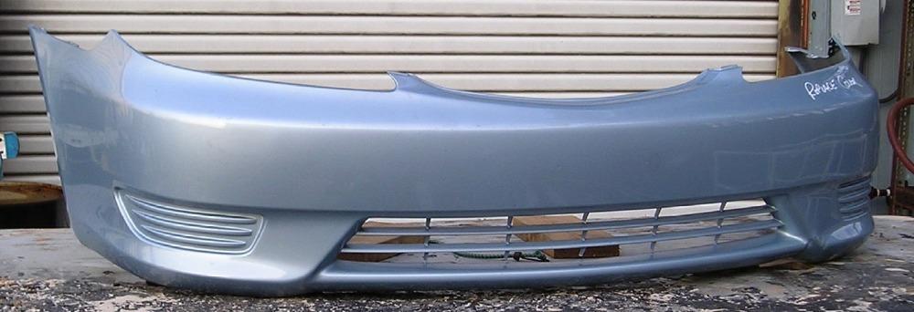 2005 2006 toyota camry usa built w o fog lamp front bumper cover bumper megastore. Black Bedroom Furniture Sets. Home Design Ideas