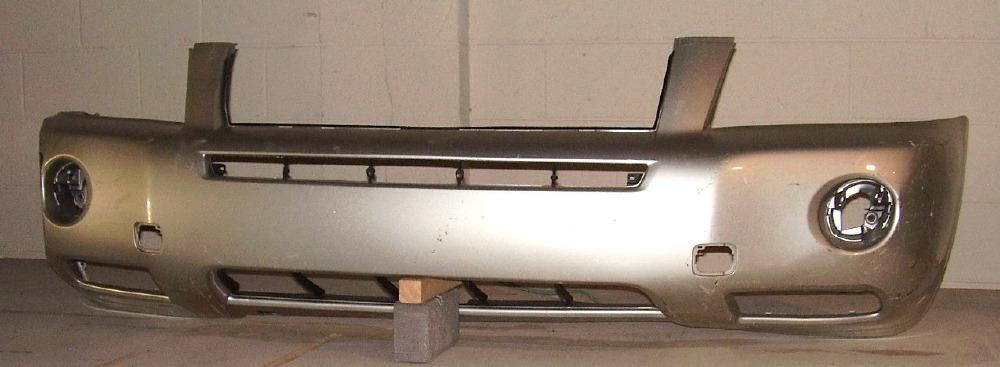 2006 2007 toyota highlander hybrid front bumper cover bumper megastore. Black Bedroom Furniture Sets. Home Design Ideas