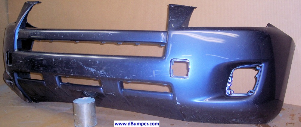 2009 2012 Toyota Rav4 Base Model Front Bumper Cover